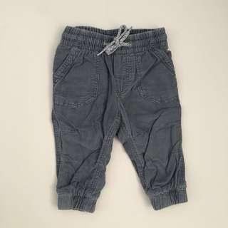 H&M Baby Corduroy Denim Pants 6-9months