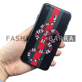 Iphone 7 / 8 Gucci Snake Case Cover