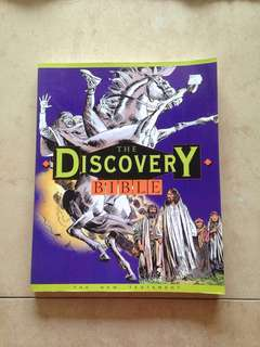 Discovery Picture Bible