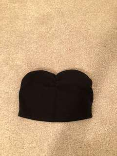 Black Bandeau from Zara (fits small or xsmall)