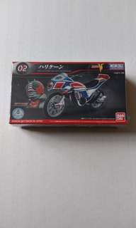 Bandai Mecha Collection Kamen Rider Series 02 Model