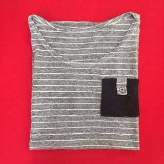 Korean Striped T-Shirt