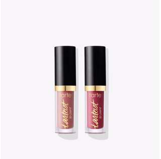 Tarte Limited Edition Tarteist Lip Wardrobe vol II