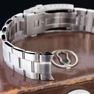 Oyster 3D Brushed Bracelet for Seiko Alpinist [Excellent-Like New Condition]