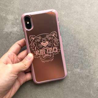 Ready Stock : Kenzo Rosegold iPhone 6/7/8 7+ 8+ X
