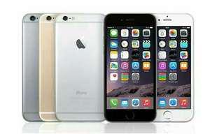 Iphone 6 16GB GARANSI DISTRIBUTOR PLATINUM 1 TAHUN