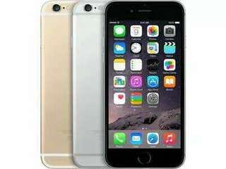 IPHONE 6 128GB GARANSI DISTRIBUTOR PLATINUM 1 TAHUN