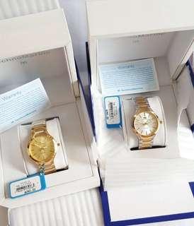 Steel Technomarine Moonsun Watches
