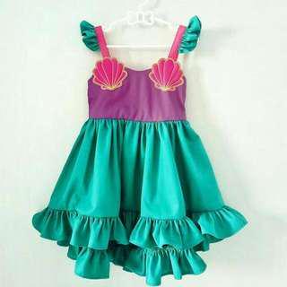 Princess Aril Dress