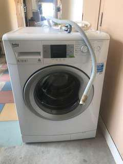 Beko front load washer
