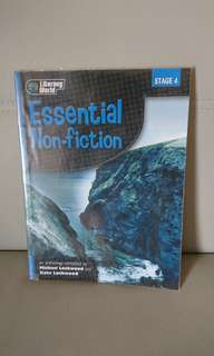 90%new Essential Non-fiction Stage 4