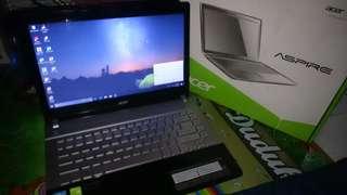 Acer v3-417g core i5 dobble vga fullset