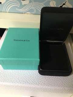 Tiffany & Co. 首飾盒