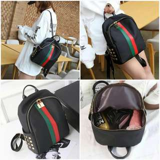 ☺Backpack Gucci inspired