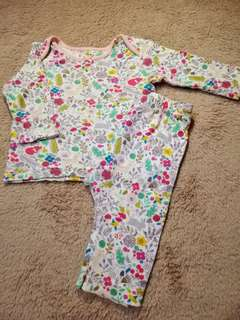 Baby clothes set mothercare