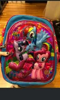 FREEONG Tas litle pony