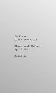 PO Korea
