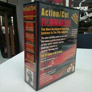 ACTION / CUT FILMMAKING - Deluxe Videotape Collection