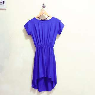 casualblu dress