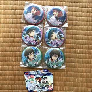 Idolish 7 Hologram can badge collection ~Special~ (gashapon)