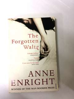 Novel ; The Forgotten Waltz