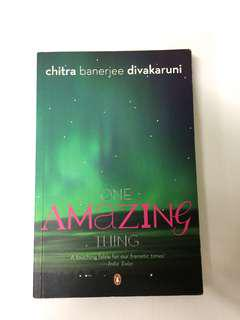 Novel ; One Amazing Thing