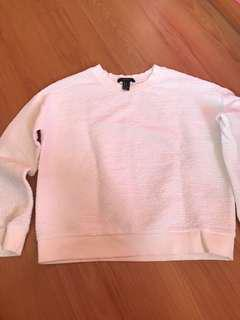 Forever21 White long sleeves
