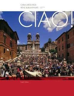 Ciao! 978-1-133-60422-8