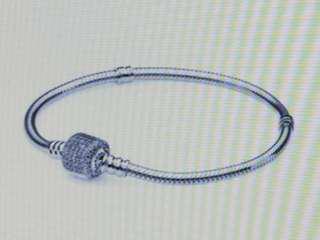 🚚 Pandora正品軟銀手鍊