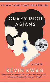 🚚 Crazy rich Asians by Kevin Kwan