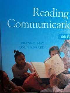 Reading As Communication  6th ed.