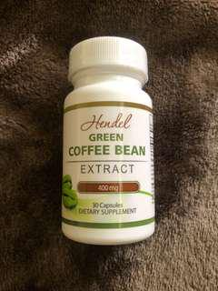 (REPRICED) Green Coffee Bean Extract