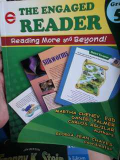The Engaged Reader  Grade 5