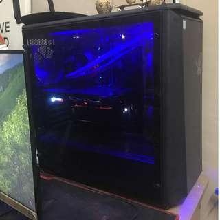 Gaming Spec Computer Setup PC