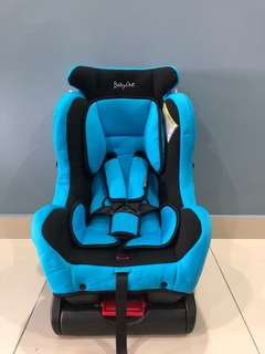Baby one carseat