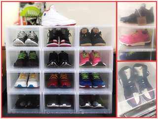 Sneaker box or case