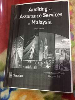 Auditing and Assurance Service in Malaysia #50under