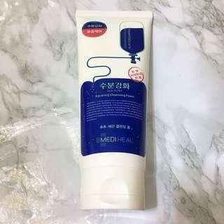 [貨裝]Mediheal 強效保濕泡沫潔面乳 N.M.F Aquaring Cleansing Foam 170ml