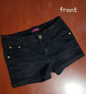 Black Shorts for Ladies