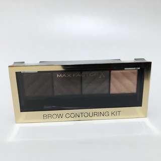 🈹Max Factor Brow Contouring Kit 極緻塑形4色眉盤