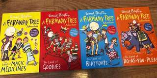 A Faraway Tree Adventure, story book, children, kids, 小朋友,小童,英文,故事書