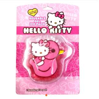 Hello Kitty Reusable Ice Pack (buy 1 take 1)
