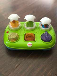 Mixed brand fisher price leap frog and some others