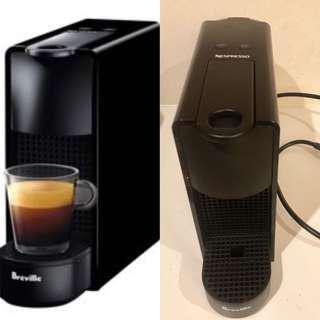 Nespresso by Breville Essenza Mini capsule coffee machine - Black