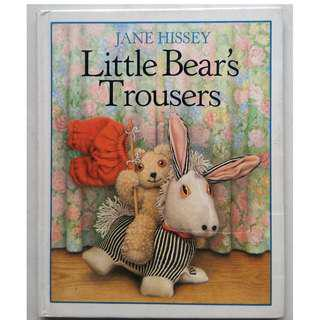 Preloved Story Book - Little Bear's Trousers