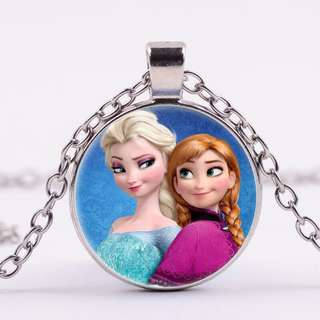 🚚 Frozen Alloy Necklace