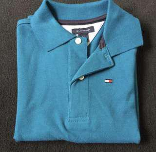 BNWT Authentic Tommy Hilfiger Deepwater Polo Tee 3T