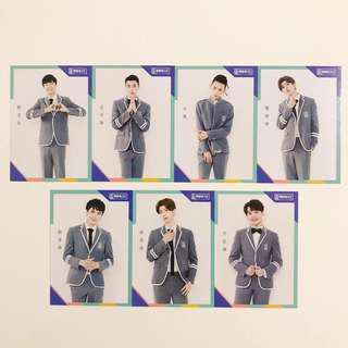 [WTS] Nine Percent - Idol Producer Photocards