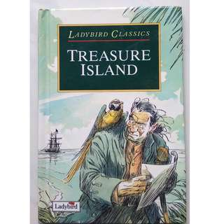 Preloved Story Book - Treasure Island
