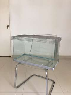 60cm Tall Hamster cage with lid